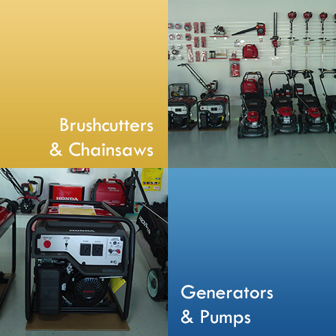 Brushcutters, Chainsaws, Generators and Pumps - Engine Hub Hay